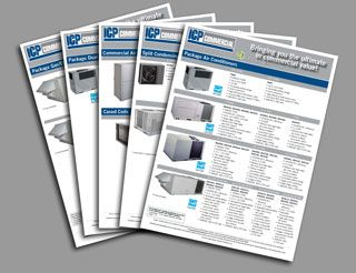 See the 2013 update to our online ICP Commercial<sup>®<sup> products guide.