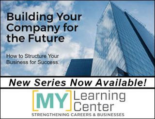 In this exciting new My Learning Center series from Bob Gee & Associates, you'll learn how to develop a road map to drive your company towards a successful future.
