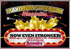Maximum Strength Warranties