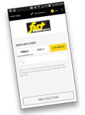 The New FAST® Mobile Tech App